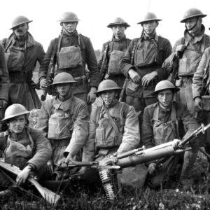 Songs of WW1