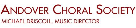 Andover Choral Society