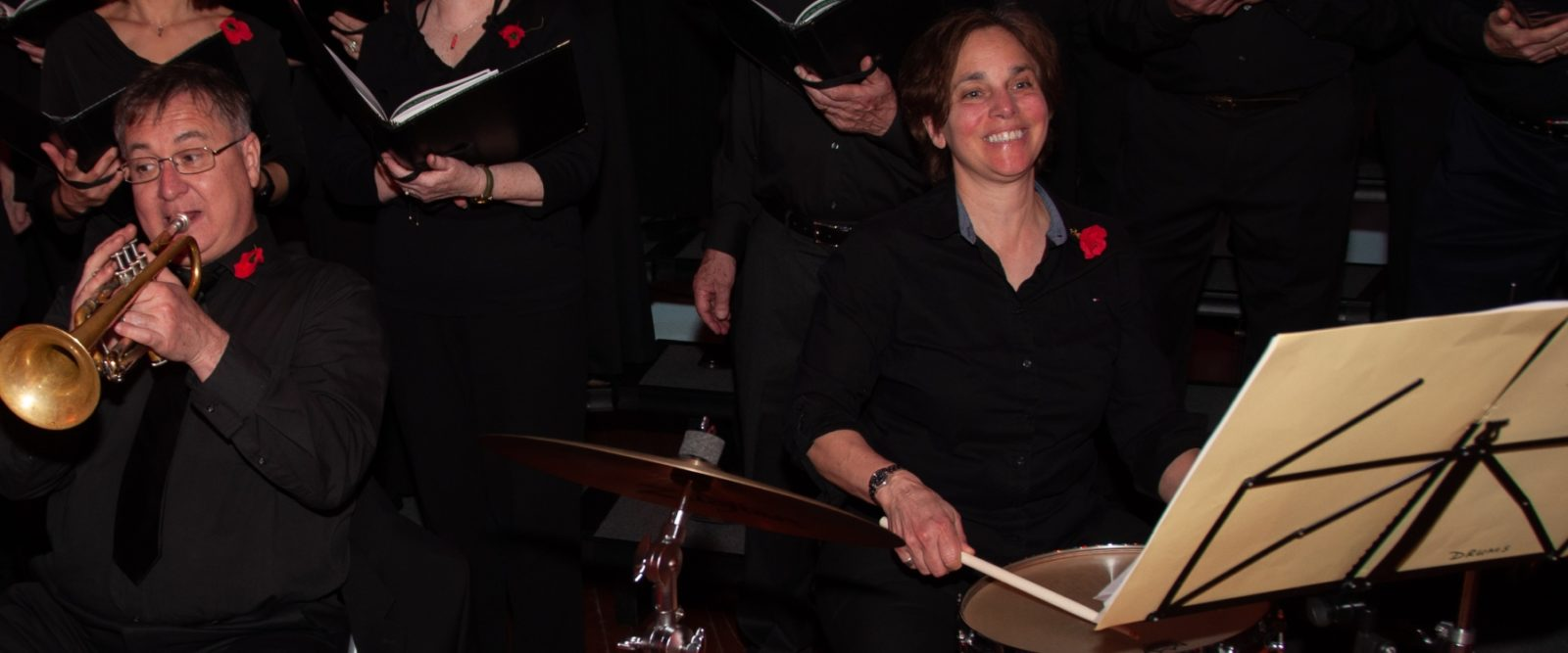 Carolyn Castellano, percussionist