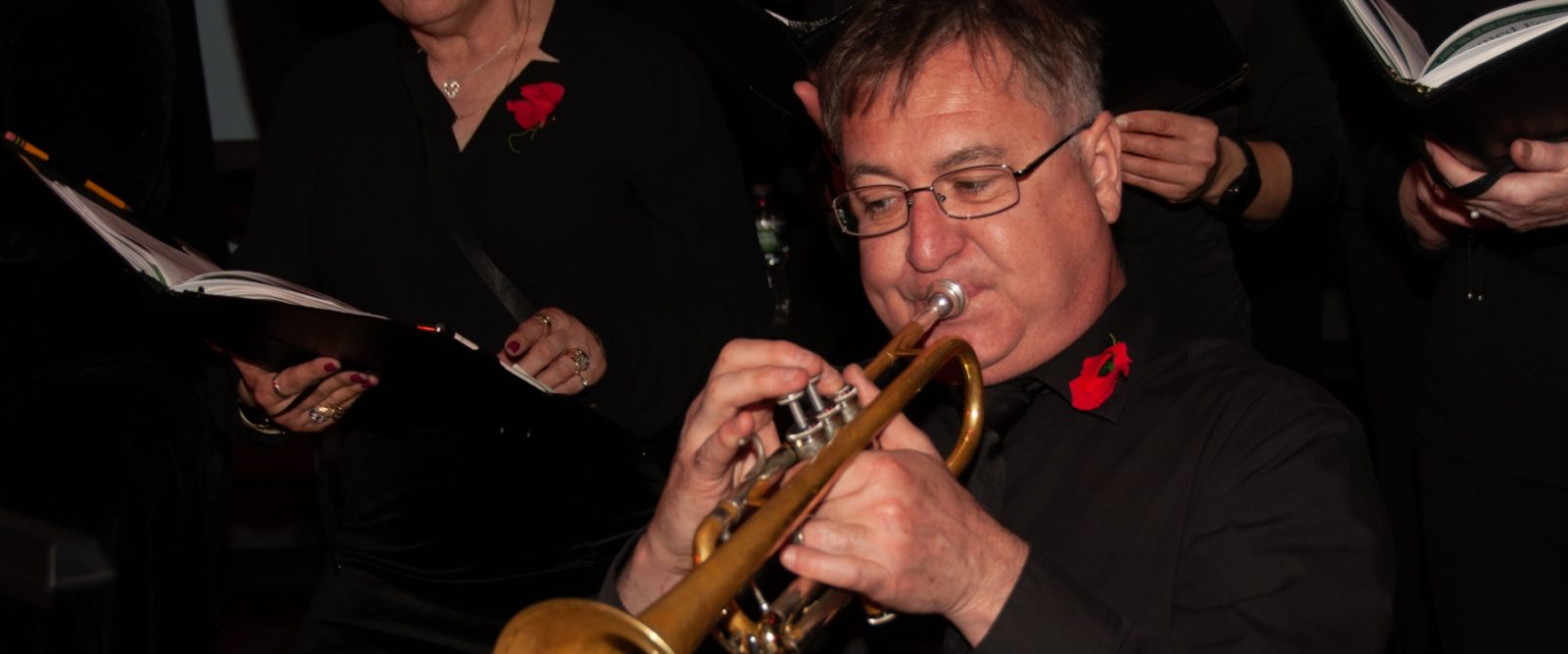 Jeff Hoefler, trumpet